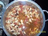 Chicken and bean chili