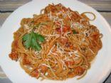 Italian Sausage Pasta Dish