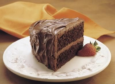 Hershey's Perfectly Chocolate Cake and Frosting