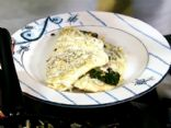Kelly's Egg White (Fresh) Spinach Omelet