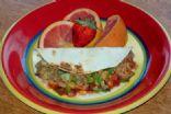Breakfast Soft Taco