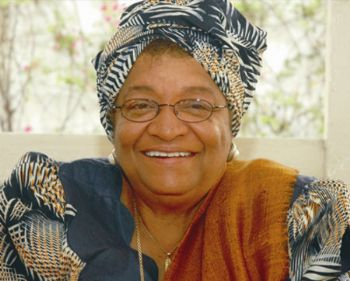 the success story of ellen johnson How liberian women organized a sex strike and gbowee's grassroots organizing paved the way for ellen johnson sirleaf—the first elected female president in africa and a global symbol of women's the award-winning film pray the devil back to hell documents her story.