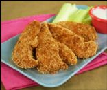 HG's Kickin' Buttermilk Faux-Fried Chicken