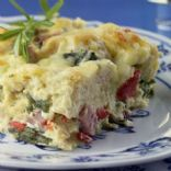 Ham & Cheese Breakfast Casserole