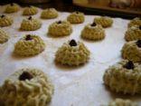 Matcha Piping Cookies