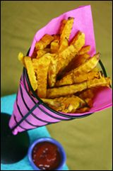 HG's Bake-tastic Butternut Squash Fries 2.0