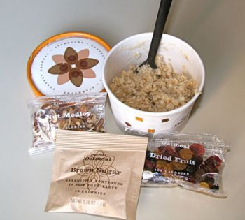 Starbucks Perfect Oatmeal at Home