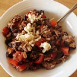 Cuban Black Beans and Brown Rice
