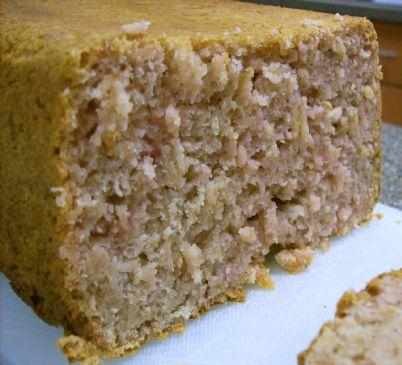 Strawberry Banana Oatmeal Bread