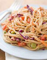 Miracle Noodle Sesame Noodles