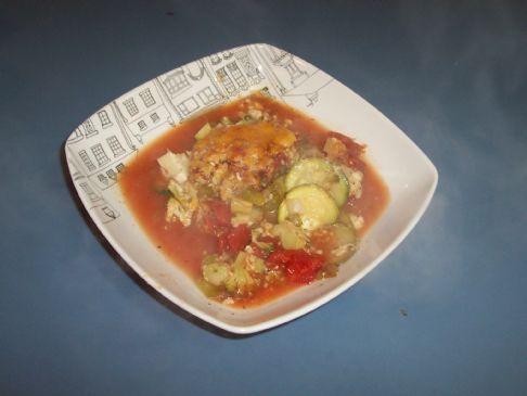 joni's italian style vegy cassarole