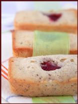 Red Fruit Financiers
