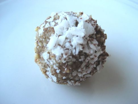 Cocoa and Coconut Snacks