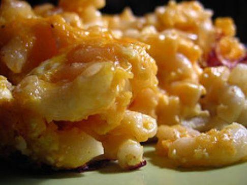 Baked Macaroni & Cheese Casserole