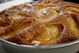 Apple Cake Spiced Low Fat