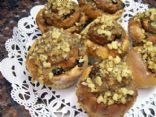 Oh-Wow! Butterscotch Cinnamon Sticky Buns with Raisins and Walnuts