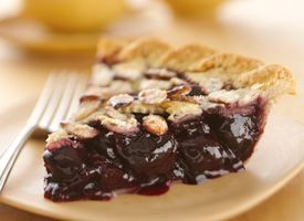 Pillsbury ABC (Almond Bing Cherry) Pie