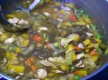 Roasted Chicken Noodle Soup (Incl. Roasted Chicken, Rich Chicken Stock and Soup Recipes)