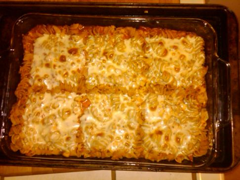Rotini Bake 