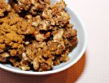 Low-Carb, Gluten-Free Granola (Walnut)
