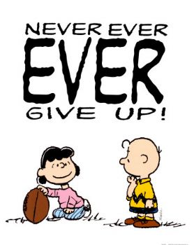 Daily Motivational Quotes!: Quote From Charlie Brown