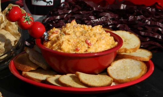 Pimento Cheese Spread Remix