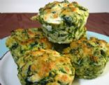 Williams-Sonoma Spinach Pesto Muffins