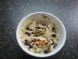Black Bean Coleslaw