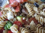 Colorful Italian Pasta Salad