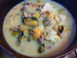 Seafood Chowder