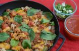 One-Skillet Mexican Beef & Rice Casserole