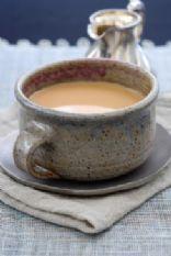 Indian Chai with skim milk