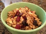 Fruit, Nut, and Seed Granola