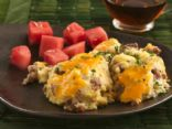 Sausage and Cheese Grits Casserole (Makeover)