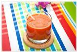 Orange Grapefruit Strawberry Juice