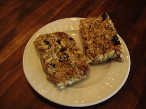 Liz's Energy Bars