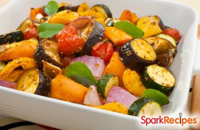 Italian Vegetable Bake RECIPE