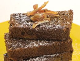 Date Cake (Sticky date pudding as called in India)