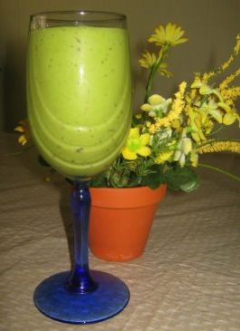 Fennel Green Smoothie