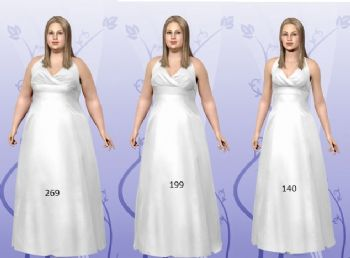 Wedding Weight Lose.Wedding Dress Motivation