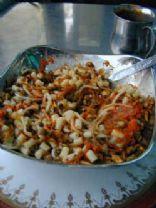 Koshari (Rice, Lentils) - High Protein, Fiber & Potassium