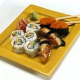 Lady Tiger Roll - Sushi