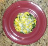 Egg & Cheese Florentine Patty
