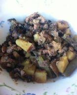 Curry Liver