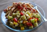 Cyndi's Cucumber, Mango & Pepper Salad
