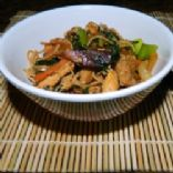 Bariatric Chicken Japchae