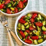 Mediteranian Cucumber Salad