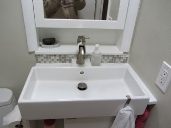 The BATHROOM REMODEL (lots of pics!)