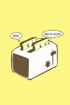 Cream Cheese & Toast