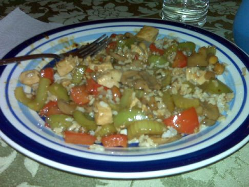 HG WOW Kung Pao Chicken
